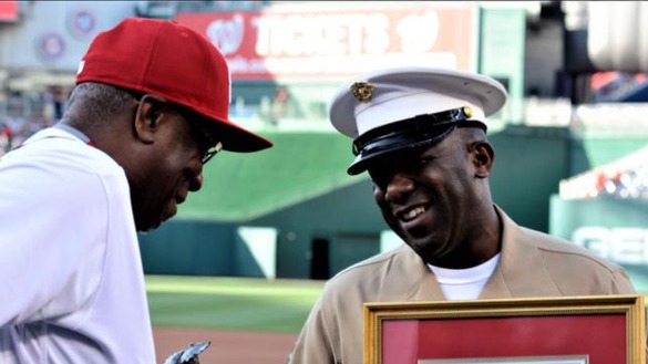 Sports Heroes Who Served: Baseball Legend Dusty Baker Served in the Marine Corps