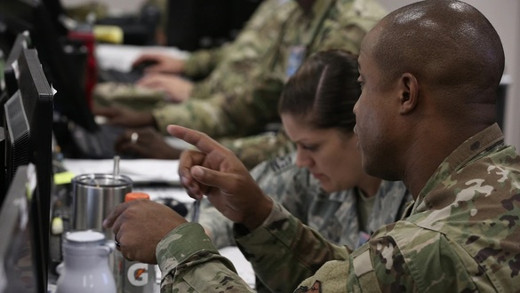 Air Force would contribute bulk of new cyber mission force teams