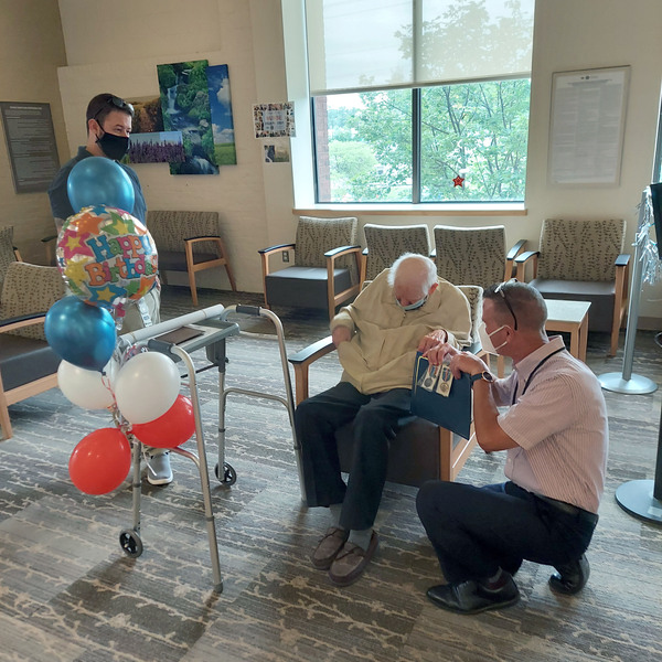 From Homeless Vet to Housed, Supported and Recognized in Vermont