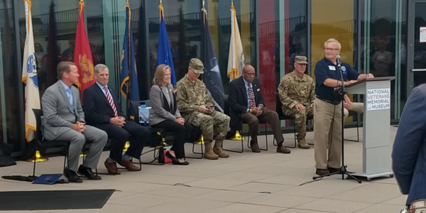 Recognizing the Employer Support of the Guard and Reserve Program in Ohio