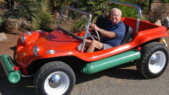 Sports Heroes Who Served: Dune Buggy Builder, Racer, Survived Kamikaze Attack
