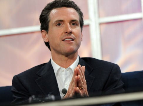 Gavin Newsom Stumped By High Gas Prices In California — Where Gas Taxes Outstrip The Other 49 States