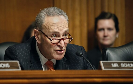 Schumer panned Clinton impeachment testimony as 'theater,' now seeks 4 witnesses in Trump trial
