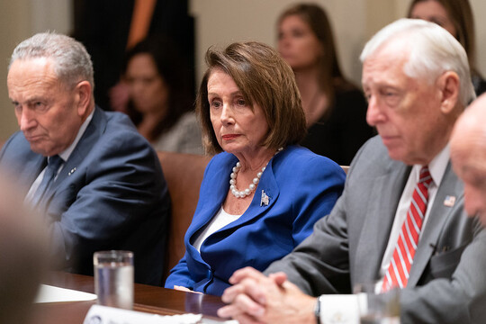 Impeachment debate heats up on floor as GOP objects, Pelosi says Trump gave Congress 'no choice'