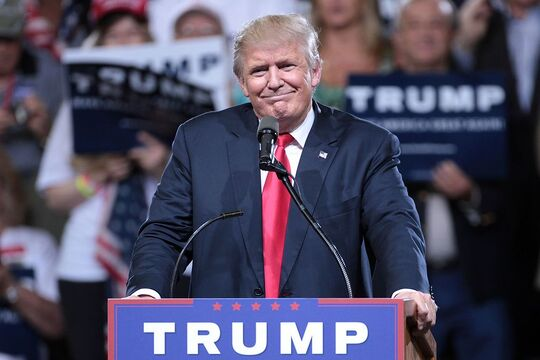 Arizonans Want Four More Years of President Trump