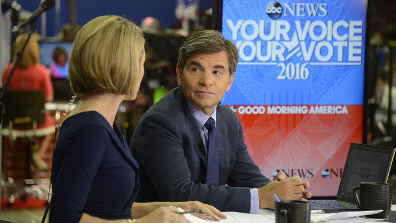 ABC News' town hall featured Obama-Biden campaign aide, top Dem's wife