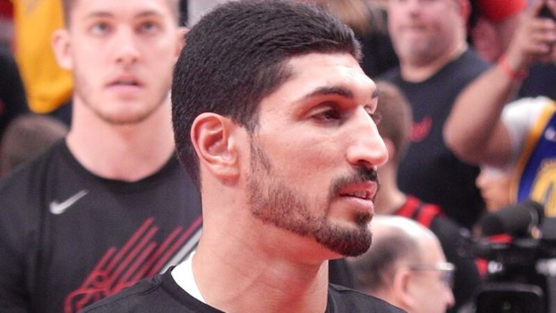 Turkish-Born Celtics Player RIPS LeBron Over China Comments: 'Freedom Is Not Free'