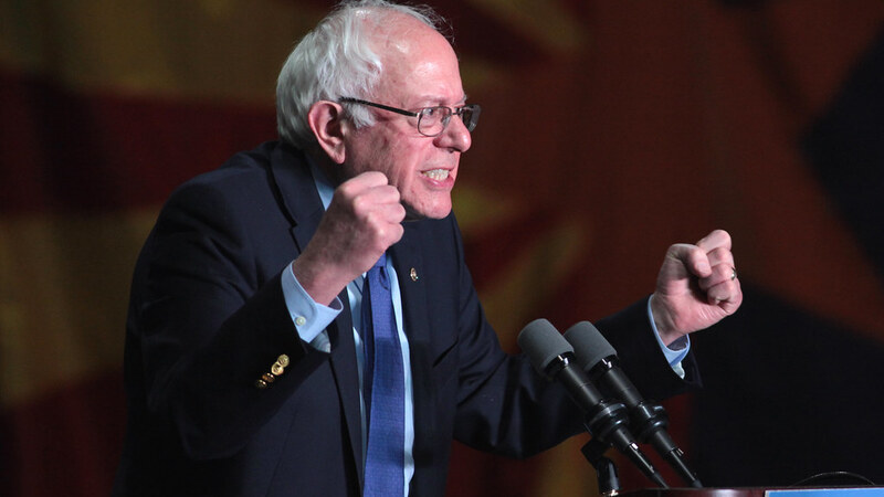 Bernie Sanders' student loan scheme  -  temptation is great for kids but plan is just a bribe
