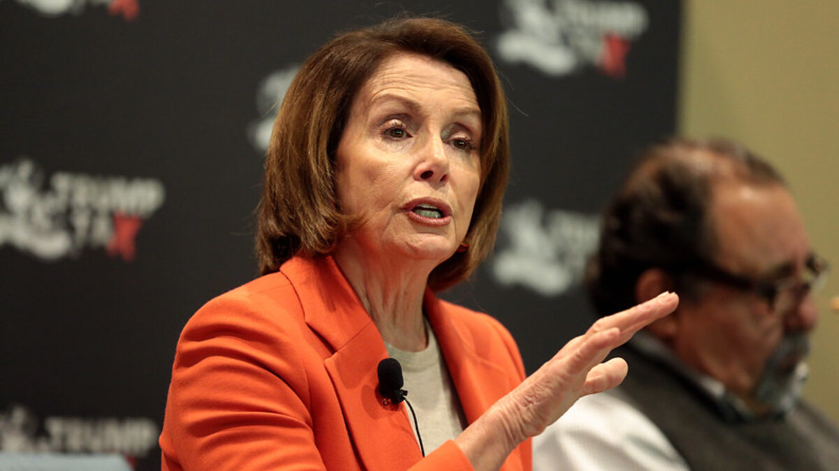 White House Officials Allege Speaker Pelosi Pushed To Include Hyde Amendment Loophole Into Coronavirus Stimulus Plan