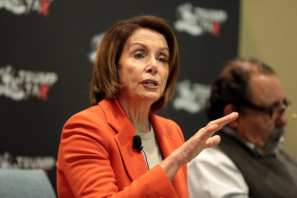 'Don't mess with me!' Nancy Pelosi's Flash of Anger
