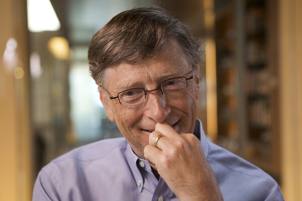 Bill Gates Leaves Open The Possibility Of Voting For Trump