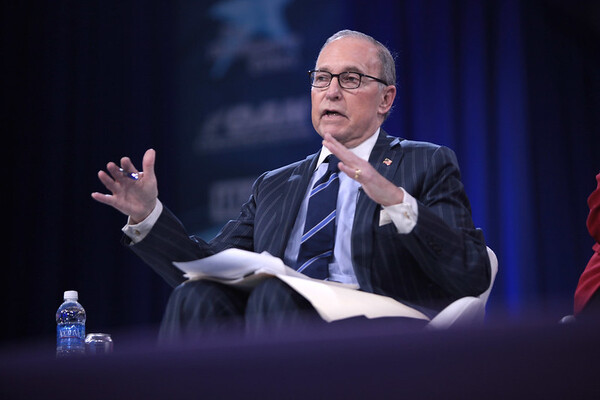 No tariff adjustments until deal made: Kudlow