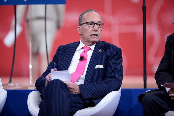 Kudlow: Trump Planning Middle-Class Tax Cut