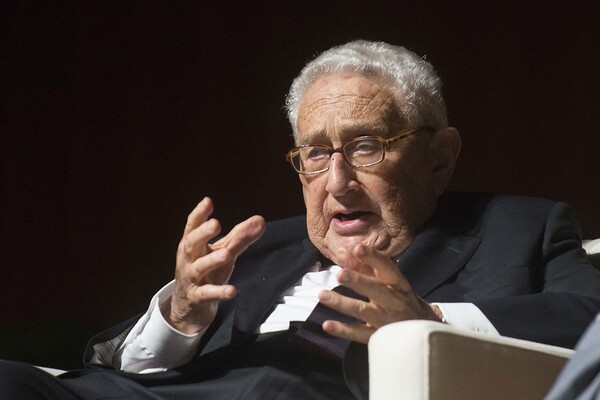Kissinger warns China, US are in 'foothills of a Cold War'