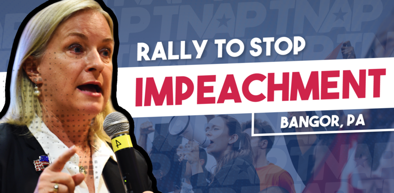 """OPERATION TAKEBACK"" ORGANIZES RALLY WITH LOCAL BANGOR POLITICAL GROUPS TO STOP TRUMP IMPEACHMENT"