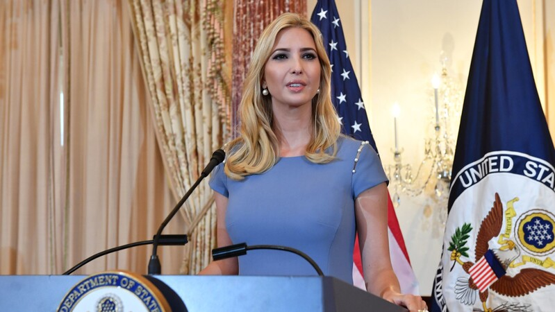 Ivanka Trump takes lead in global fight to empower women, could boost GDP $7 trillion