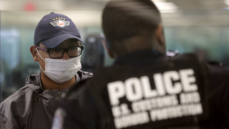 Extreme Irony: Mexico frets about U.S. coronavirus spread, could restrict border