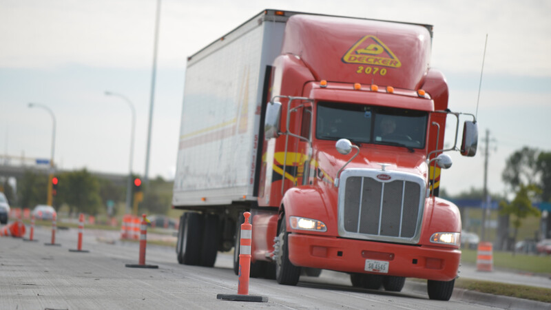 Truckers Are Keeping American Supply Chains — and Americans — Alive