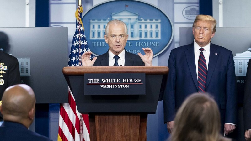 White House Adviser Says Democratic Stimulus Bill Is A Non-Starter Because Of '$1200 Checks For Illegal Immigrants'