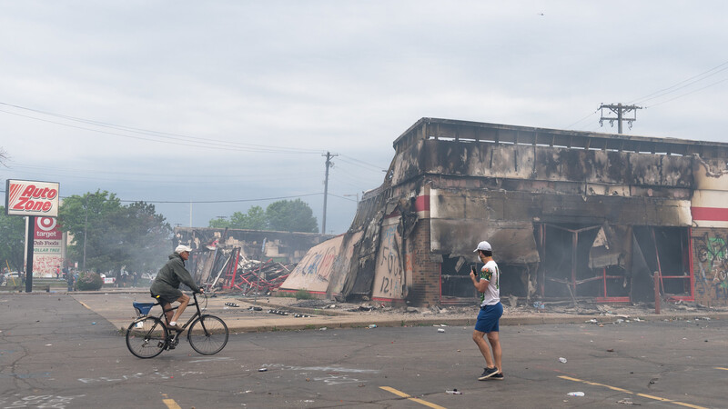 Target, CVS shut Minneapolis stores after rioters ravage retailers