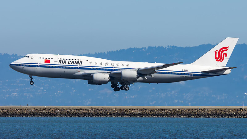 Trump administration bans Chinese passenger airlines from flying to U.S.