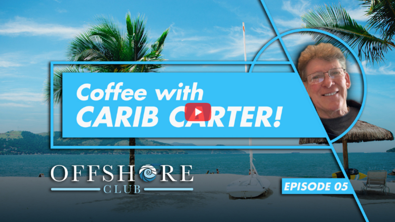 Coffee with Carib Carter 5
