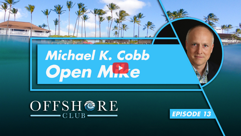 Open Mike 13