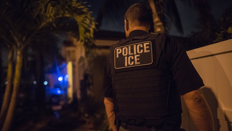 Sanctuary Country: Criminal Illegal Aliens in ICE Custody Cut by 70 Percent