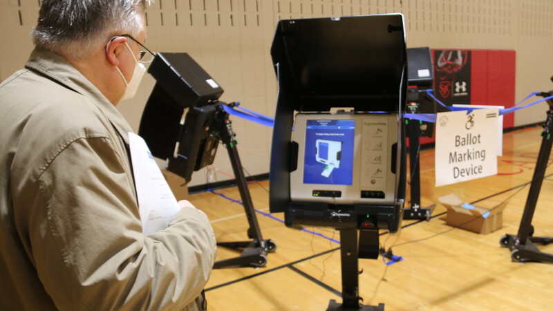 Schofield Bill Protects Texas Elections From Federal Takeover