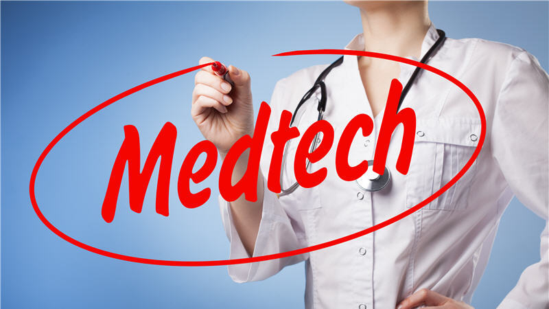 How Medtech Is Taking Healthcare Into The 21st Century