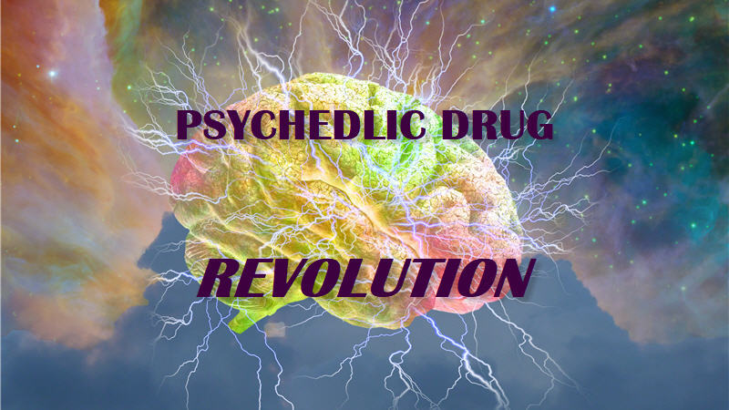 The Psychedelics Revolution: It's No Longer BAD To Feel GOOD