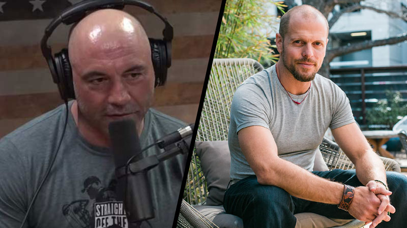 Joe Rogan And Tim Ferriss Drive Attention To Benefits Of Psychedelics