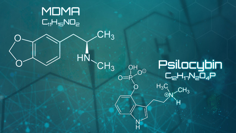 The Road To Psychedelics Legalization, Part 2: Psilocybin and MDMA