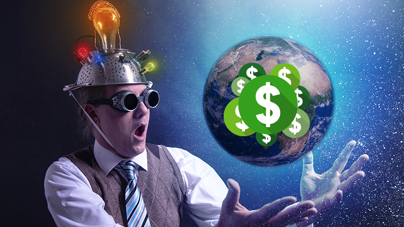 Psychedelic Stocks: An Investing Hedge For A Crazy World