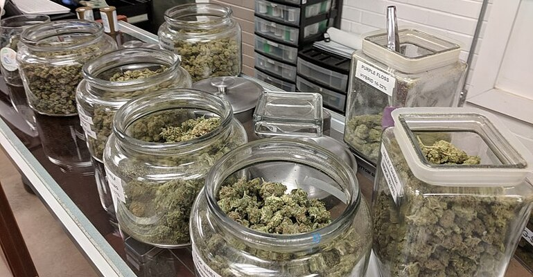 4 more dispensaries approved to sell recreational MJ