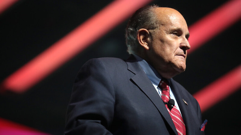 Giuliani suspended from practicing law in New York after statements challenging 2020 election results