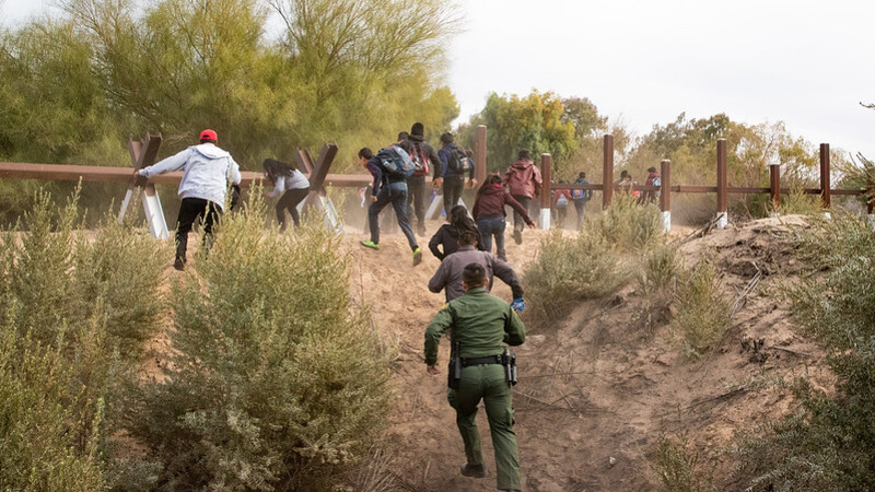 Democrats Planning to Ram Through Amnesty for Eight Million Illegal Immigrants With 50 Votes Through Budget