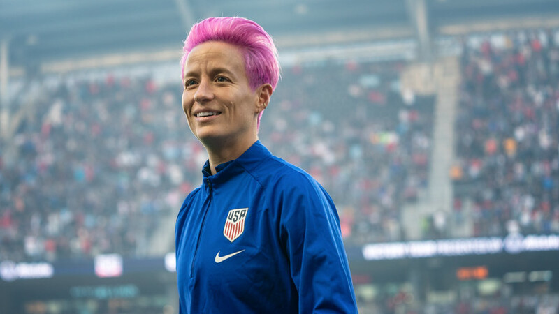 Victoria's Secret Does Away with 'Angels' – Will Replace Models with Purple-Haired SJW Soccer Star Megan Rapinoe, Transgenders, Plus Size Women