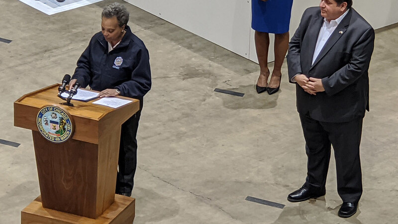 Mayor Lori Lightfoot's Chicago to Dispatch Mental Health Experts on 911 Calls Instead of Cops