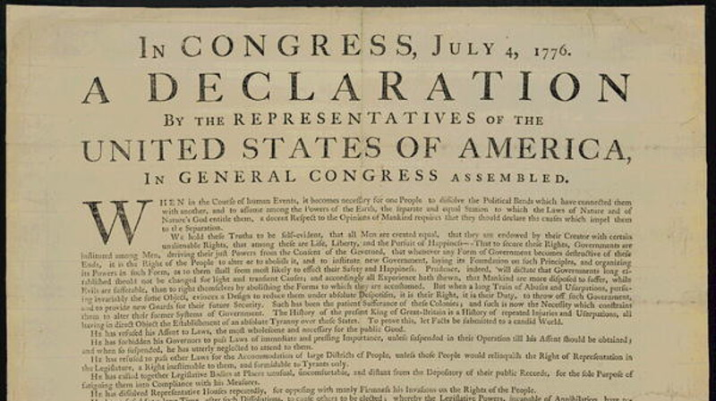National Archives racism task force members rip 'charters of freedom' label for Constitution, Declaration