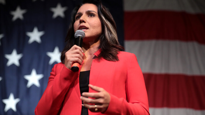Tulsi Gabbard on suing Hillary Clinton: Russian asset smear was meant to intimidate and silence me