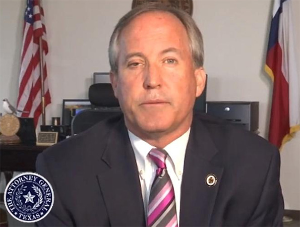 PAXTON: Texas, Not Biden Should Decide Privacy Protections for Employersin Gender Designations