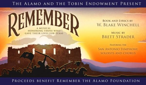 DON'T MISS THIS: The Alamo Becomes... A Musical