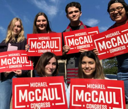 McCaul Campaign Reaches Out to All its Voters – in More than 10 Different Languages