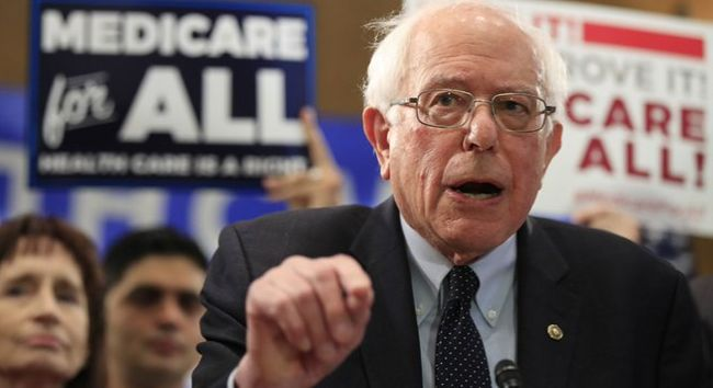Bernie's 'Medicare for All' Costs?