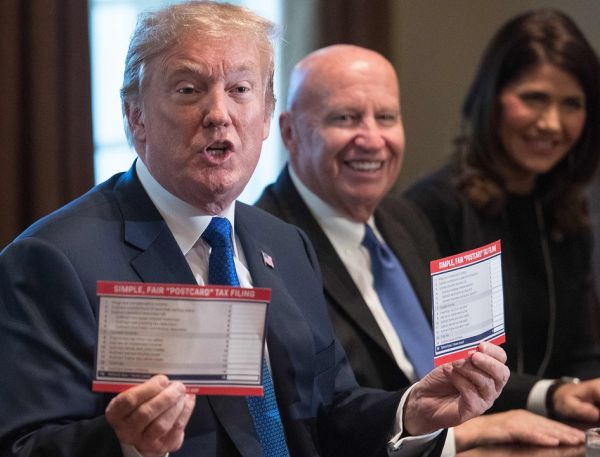 Here's How Much Americans Saved During 1st Year After Trump's Tax Cuts & Overhaul