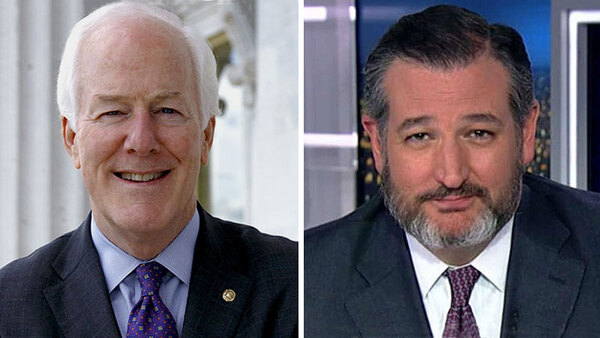 Sens. Cruz, Cornyn Urge HHS and FEMA to Continue Federal Support for Testing Sites in Texas