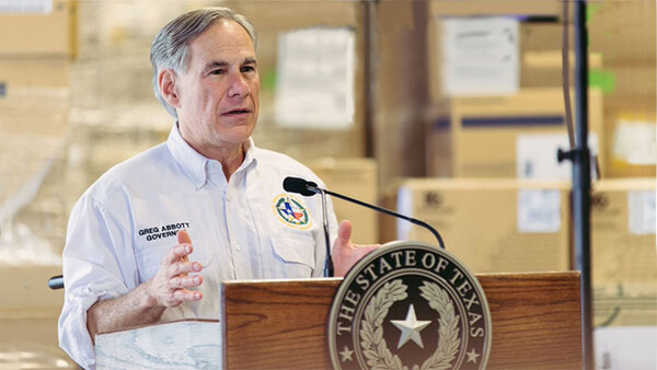 Governor Abbott, Texas National Guard Announce COVID-19 Mobile Testing Sites