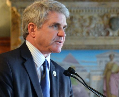 McCaul Tapped to Chair House GOP  'China Task Force' that Democrats Bailed On