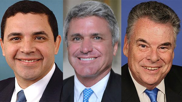 Reps. Cuellar, McCaul, King Introduce Bill to Ensure the Safety and Security of Federal Officers and Employees Overseas